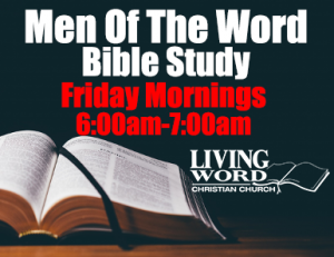 Men Of The Word - Virtual Bible Study