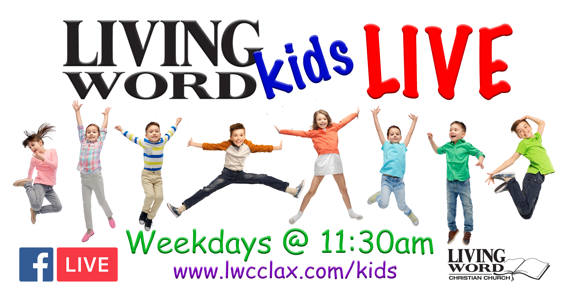 Living Word Kids LIVE